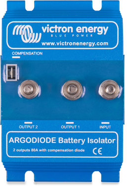 Argo Diode Batteriisolatorer