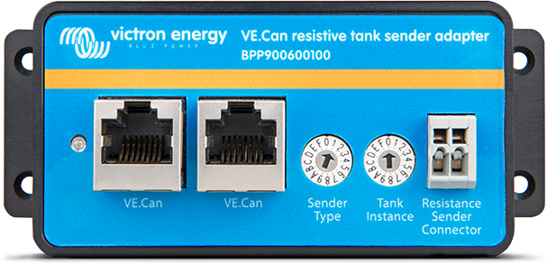VE.Can resistive tankavsenderadapter